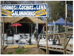 Salamandras a le a fabrica tambi n hogares insertables a for Precio de hogares a lena
