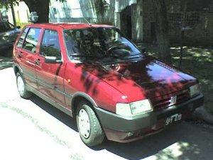 Fiat Uno 1992, Manual