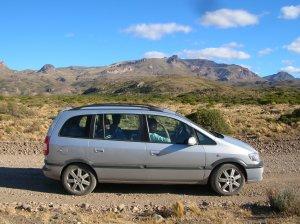 Chevrolet Zafira 2004, Manual, 2 litres